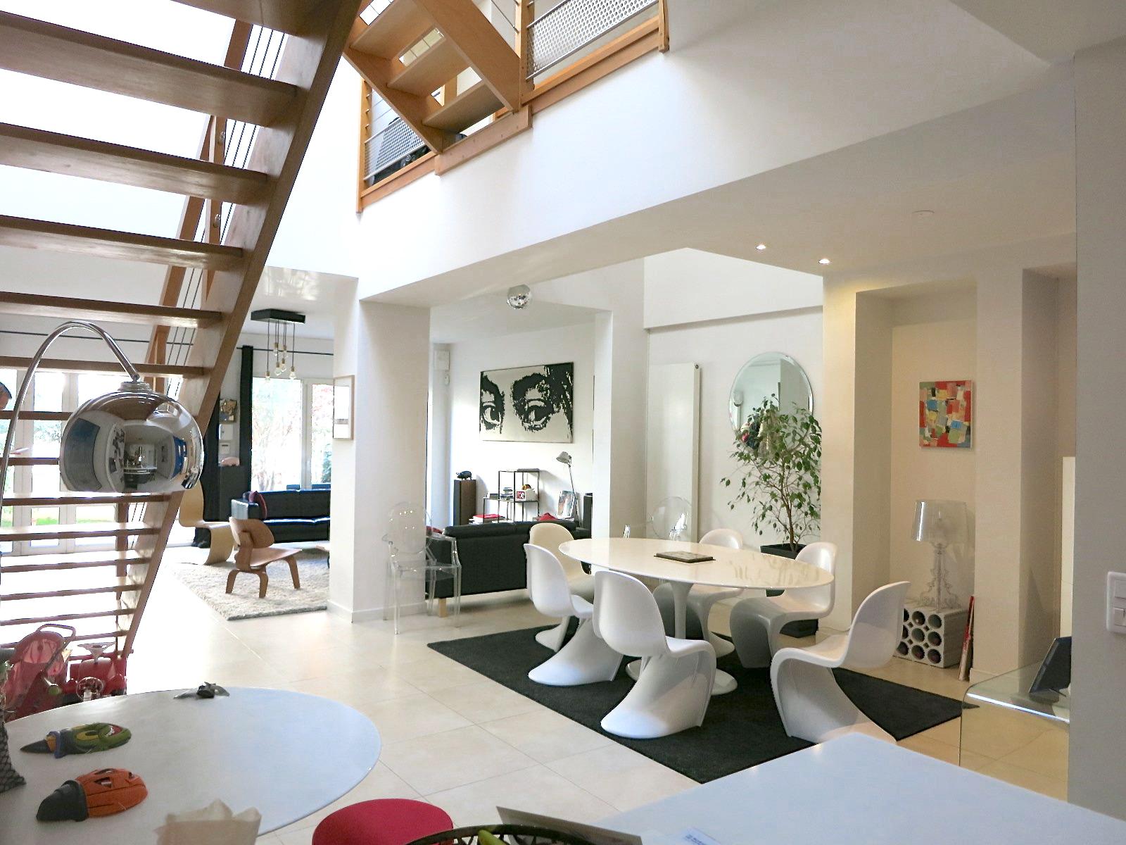 Immobilier Achat Vente Maison Appartement Loft Colombes Asnieres Courbevoie La Garenne-Colombes Bois-Colombes Levallois