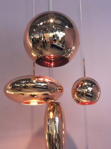 SUSPENSIONS ROSES TOM DIXON